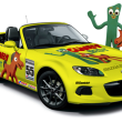 Gumby Goes Racing