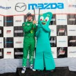 Kenton Koch Takes Gumby to the Winner's Circle