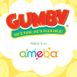 Gumby Now Available on Ameba TV Streaming