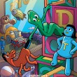 Gumby Stars in New Comics Series