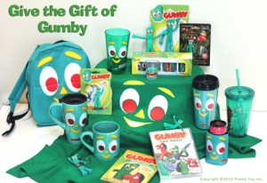 Gumby gift