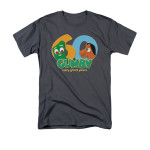 gumby 60th anniversary t-shirt