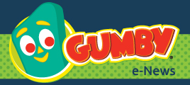 Gumby e-News Logo
