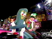 Art Clokey Gumby Hollywood Parade