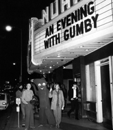 Art Clokey at Gumby in the Theater