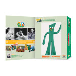 gumby 50s DVD set with bendable