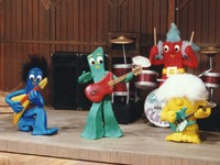 Gumby and the Clayboys band