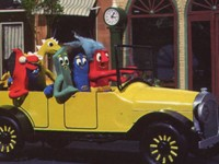 Gumby Clayboys Cruising