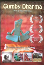 Gumby Dharma DVD cover