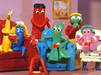 Gumby Family Friends