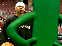 Gumby Iverson Basketball Promo