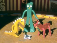 Gumby Pokey Prickle Circus