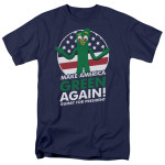 Gumby for President t-shirt