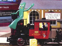 Gumby Train Toyland