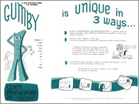 Gumby TV Brochure