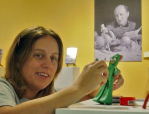 Nicole LaPointe McKay, Gumby Puppet Maker