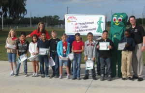 Gumby Stretch for Excellence in Florida schools