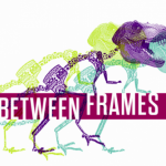 Between Frames - Exhibit Logo