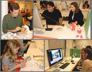 """Animate Your Night"" animation activities at the Disney Family Museum"