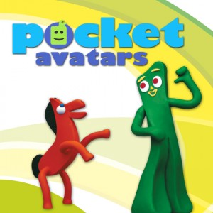 Gumby and Pokey Pocket Avatars App
