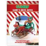 Gumby's Arctic Antics DVD