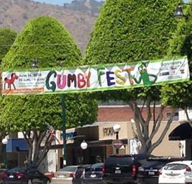 Gumby Fest Banner