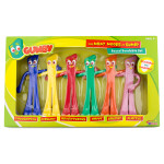 Many Moods of Gumby Bendable Set
