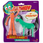 Gumby and Pokey In Disguise