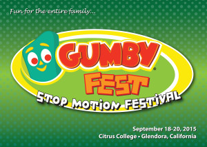Gumby Fest invitation