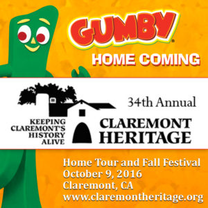 Gumby Claremont Home Tour