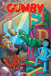 Gumby Comics Issue 1