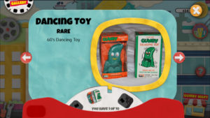 Gumby's World App Viewmaster Collectible