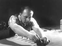 Art Clokey Animating Clay