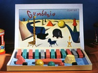Art Clokey's Gumbasia Clay Set
