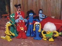 Gumby Movie Clayboys